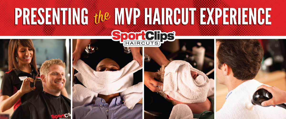 The Sport Clips Haircuts of Carrollton MVP Haircut Experience